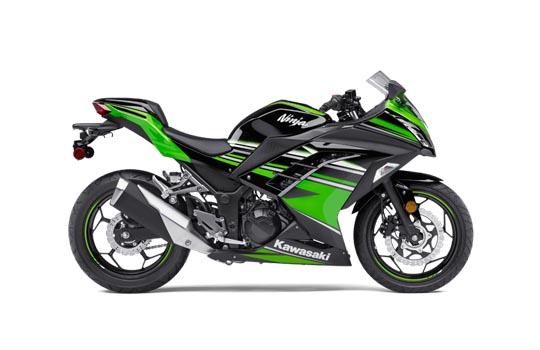 Kawasaki Ninja ex300