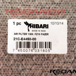 filtro de aire hibari yamaha fz16