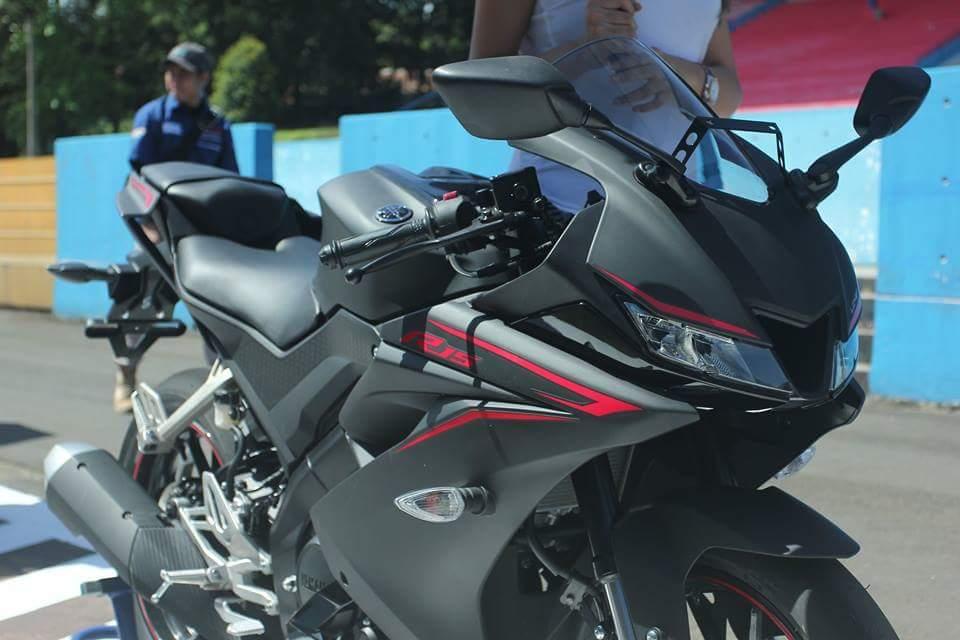 Yamaha R15 V3 se lanzó en Indonesia