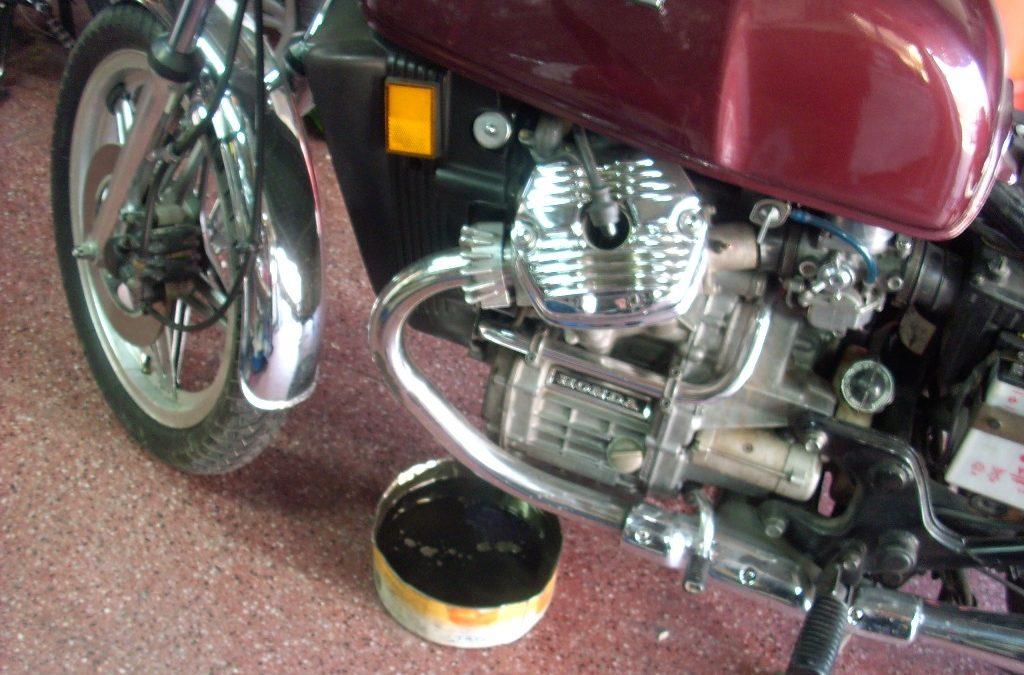 ¿Deben los motores consumir aceite?