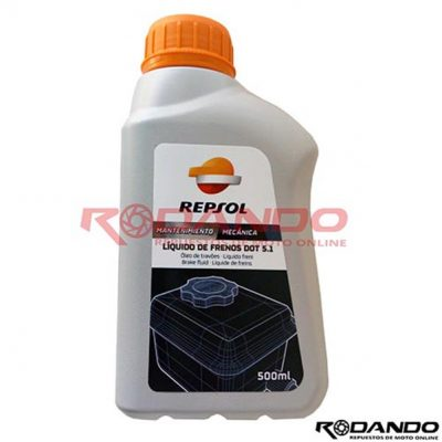 Liquido de Freno Repsol DOT 5.1