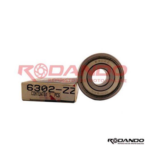 rodamiento 6302-ZZ