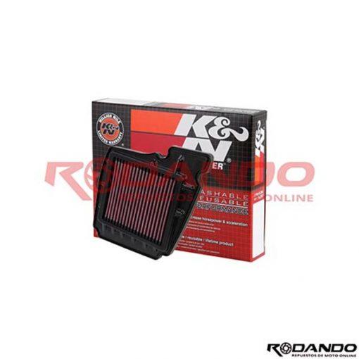 filtro de aire fz16 K&N