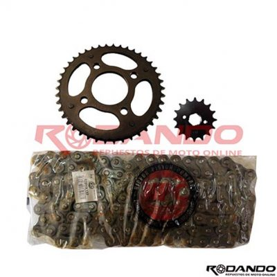 kit de arrastre renegade 200