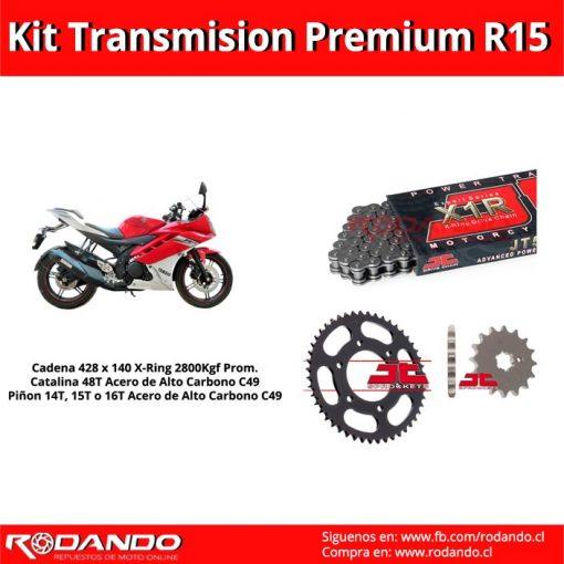 Kit Transmision R15 JT