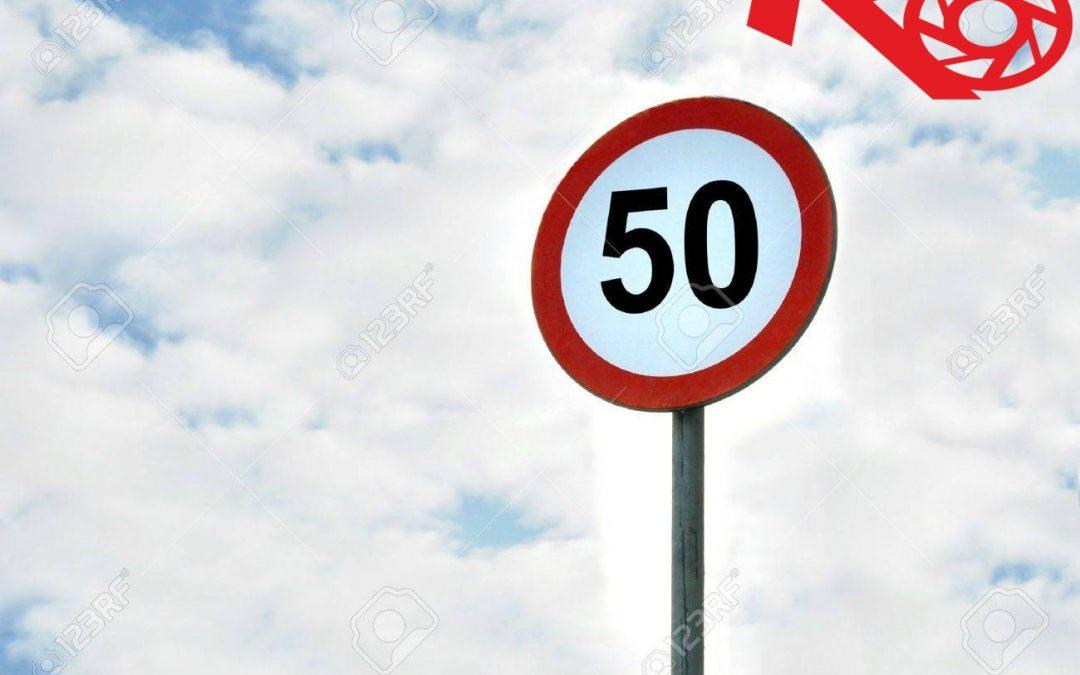 Diputados aprueba ley que reduce el límite de velocidad en zonas urbanas