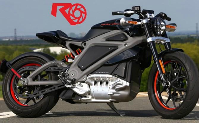 Harley Davidson Eléctricas 2019