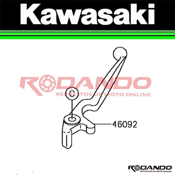 manillade freno Kawasaki ex300 ninja