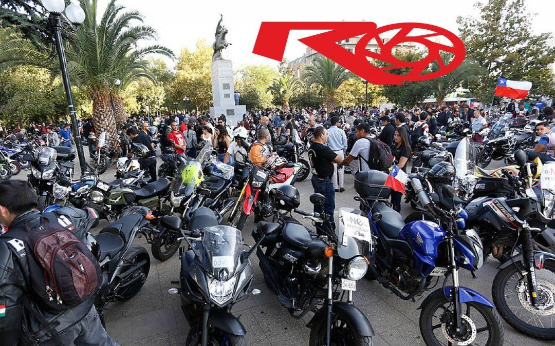 Motocicletas tendrán restricción vehicular a partir de mayo.