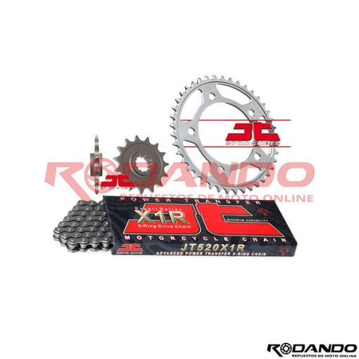 Kit de Arrastre - CB500 - X-Ring - JTSprocket