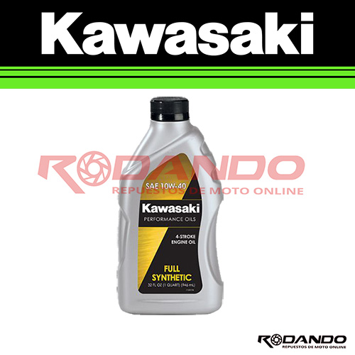 Aceite Kawasaki full sintetyc 10w40