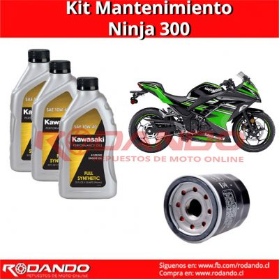 kit-mantenimiento-ninja300