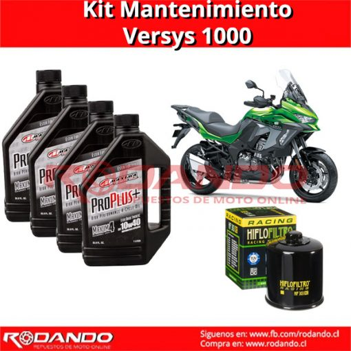 kit mantenimiento versys 1000