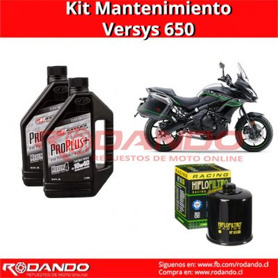 kit mantenimiento versys 650
