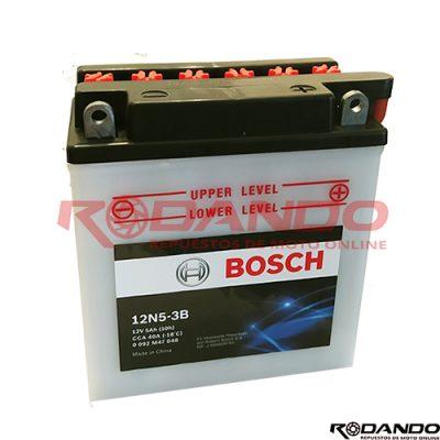 Bateria Bosch 12N5-3B