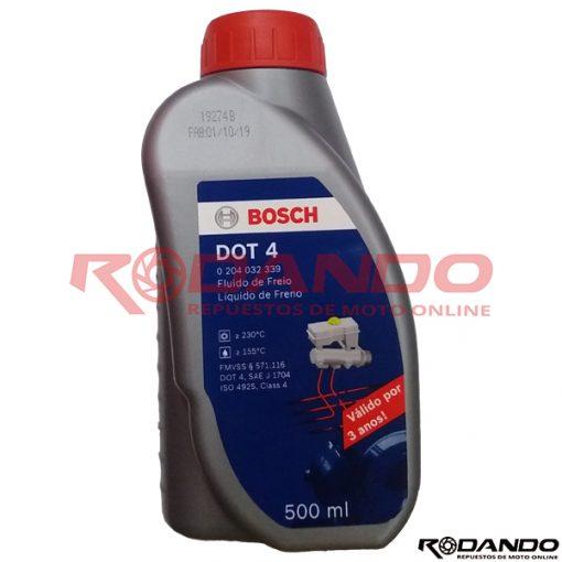 Liquido de Freno - Dot 4 - Bosch