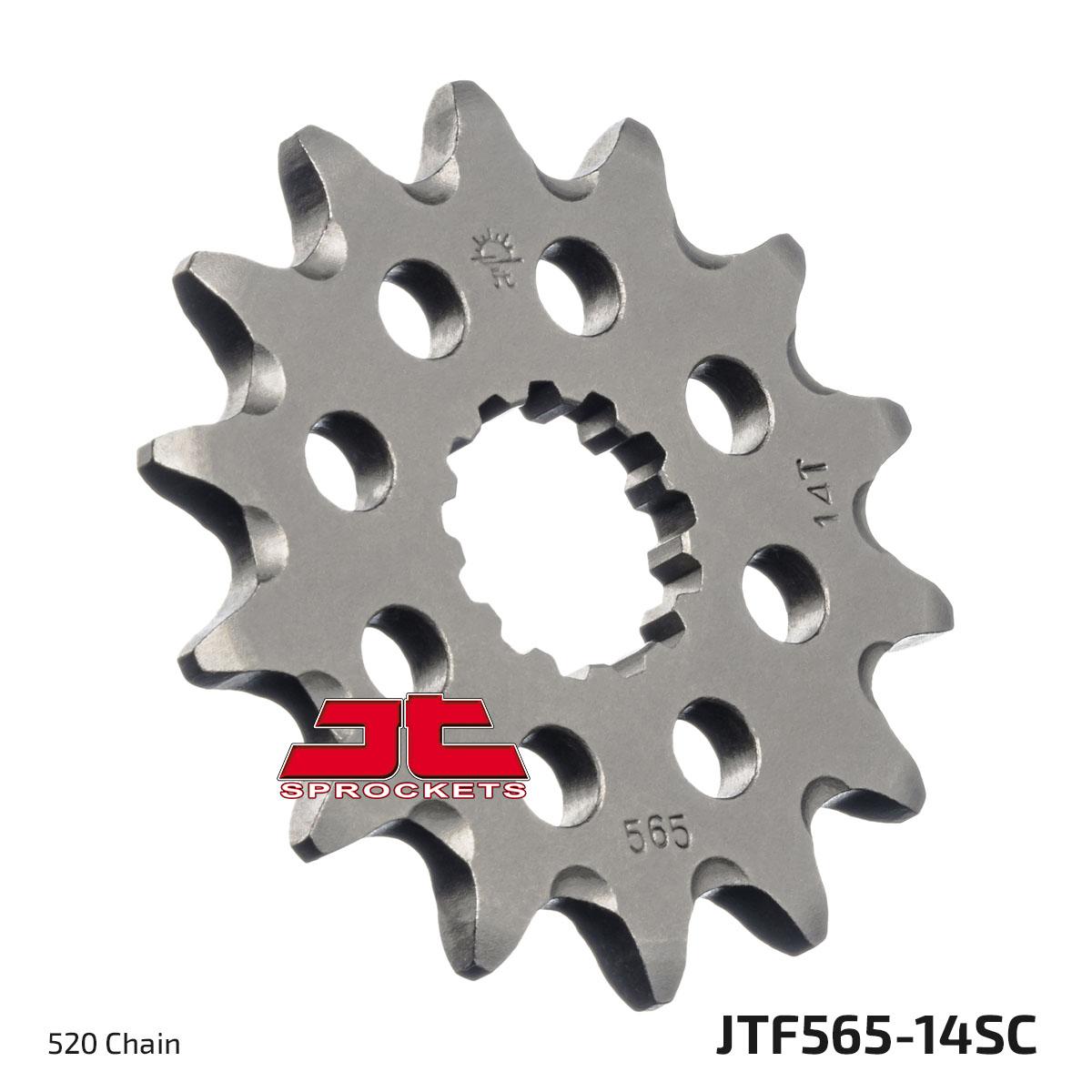 JTF565-14SC Front Sprocket 2019_12_16
