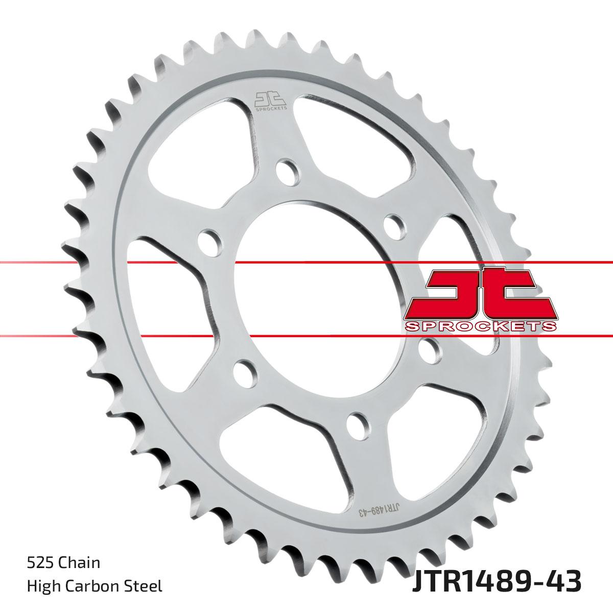 JTR1489-43 Steel Sprocket 2020_07_14