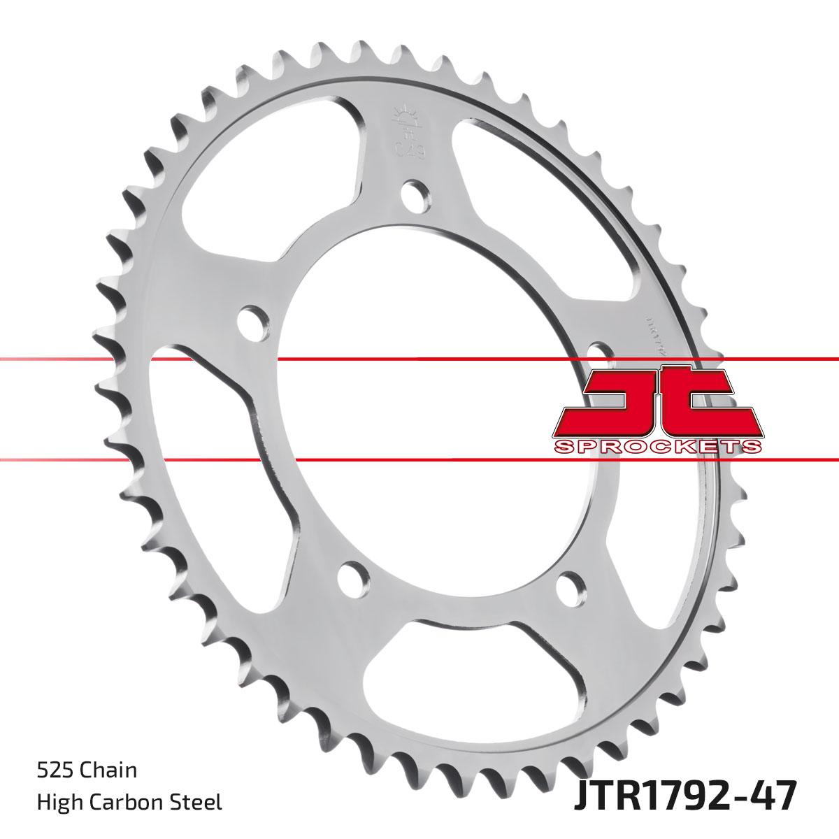 JTR1792-47 Steel Sprocket 2018_10_02
