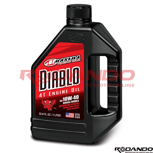 Maxima Diablo 10w40