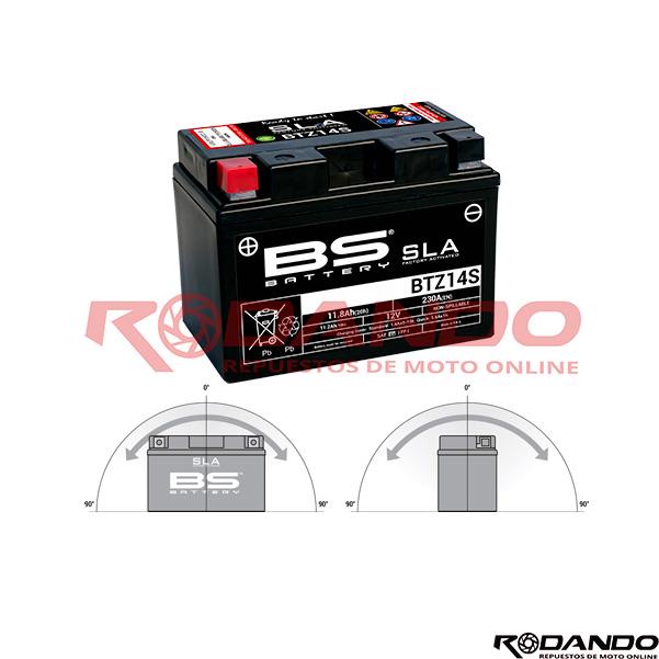 BTZ14S SLA BS Battery