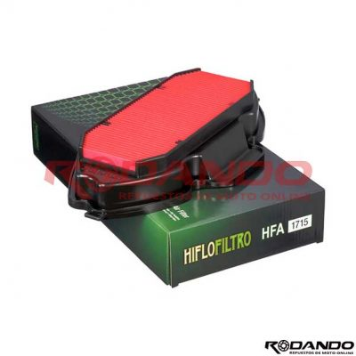 Filtro de Aire - HFA1715 - HIFLOFILTRO - Honda NC750